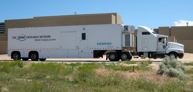 Siemens Avanto 1.5T Mobile MRI System